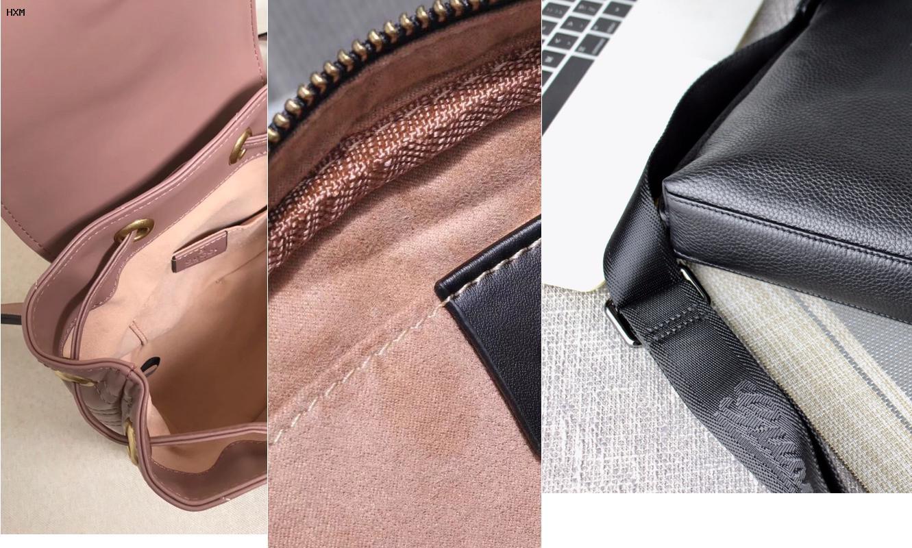 sac ceinture en toile supreme gucci